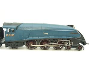 "Tower Models O Gauge LNER A4 Post War Pacific Class 4-6-2 ""Silver Fox"" R/N 2512 Electric 3 Rail image 4"