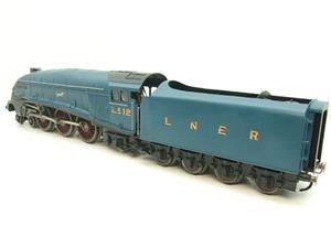 "Tower Models O Gauge LNER A4 Post War Pacific Class 4-6-2 ""Silver Fox"" R/N 2512 Electric 3 Rail image 10"