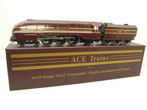 "Ace Trains E12B1S Coronation Pacific LMS ""Duchess of Norfolk"" R/N 6226 Electric 2/3 Rail Bxd image 3"