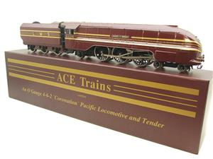 "Ace Trains E12B1S Coronation Pacific LMS ""Duchess of Norfolk"" R/N 6226 Electric 2/3 Rail Bxd image 8"