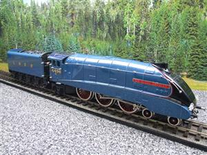"Ace Trains O Gauge A4 Pacific LNER Blue ""Sir Nigel Gresley"" R/N 4498 Electric Boxed image 2"