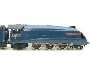 "Ace Trains O Gauge A4 Pacific LNER Blue ""Sir Nigel Gresley"" R/N 4498 Electric Boxed image 5"