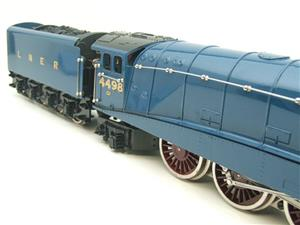 "Ace Trains O Gauge A4 Pacific LNER Blue ""Sir Nigel Gresley"" R/N 4498 Electric Boxed image 8"