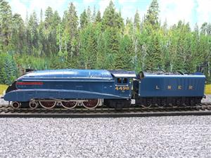 "Ace Trains O Gauge A4 Pacific LNER Blue ""Sir Nigel Gresley"" R/N 4498 Electric Boxed image 9"