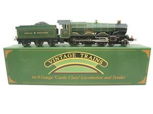 "Ace Trains Darstaed O Gauge GWR Castle Class ""Caerphilly Castle"" R/N 4073 Elec 3 Rail Bxd image 1"