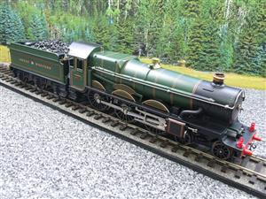 "Ace Trains Darstaed O Gauge GWR Castle Class ""Caerphilly Castle"" R/N 4073 Elec 3 Rail Bxd image 3"