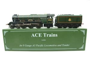 "Ace Trains O Gauge E/6 A3 Pacific Class BR ""Diamond Jubilee"" R/N 60046 Electric 3 Rail Boxed image 1"