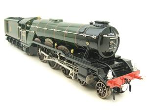 "Ace Trains O Gauge E/6 A3 Pacific Class BR ""Diamond Jubilee"" R/N 60046 Electric 3 Rail Boxed image 2"