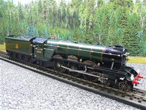 "Ace Trains O Gauge E/6 A3 Pacific Class BR ""Diamond Jubilee"" R/N 60046 Electric 3 Rail Boxed image 4"