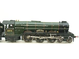 "Ace Trains O Gauge E/6 A3 Pacific Class BR ""Diamond Jubilee"" R/N 60046 Electric 3 Rail Boxed image 5"