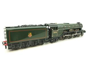 "Ace Trains O Gauge E/6 A3 Pacific Class BR ""Diamond Jubilee"" R/N 60046 Electric 3 Rail Boxed image 8"