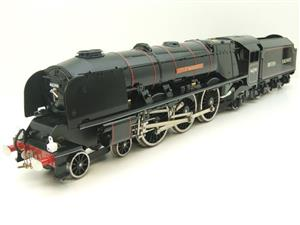 "Ace Trains O Gauge E12S BR Black Duchess Class ""City of Manchester"" R/N 46246 Electric 2/3 Rail Bxd image 2"