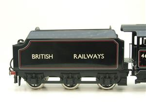 "Ace Trains O Gauge E12S BR Black Duchess Class ""City of Manchester"" R/N 46246 Electric 2/3 Rail Bxd image 5"
