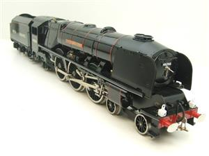"Ace Trains O Gauge E12S BR Black Duchess Class ""City of Manchester"" R/N 46246 Electric 2/3 Rail Bxd image 6"