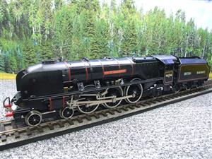 "Ace Trains O Gauge E12S BR Black Duchess Class ""City of Manchester"" R/N 46246 Electric 2/3 Rail Bxd image 7"