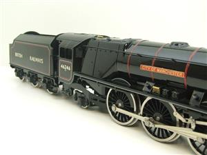 "Ace Trains O Gauge E12S BR Black Duchess Class ""City of Manchester"" R/N 46246 Electric 2/3 Rail Bxd image 8"