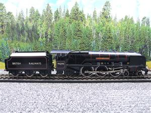 "Ace Trains O Gauge E12S BR Black Duchess Class ""City of Manchester"" R/N 46246 Electric 2/3 Rail Bxd image 9"