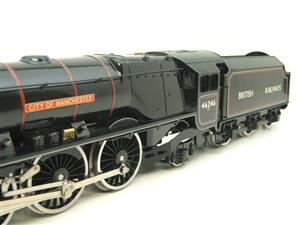 "Ace Trains O Gauge E12S BR Black Duchess Class ""City of Manchester"" R/N 46246 Electric 2/3 Rail Bxd image 10"