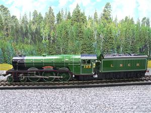 "Ace Trains O Gauge A3 Pacific Class LNER ""Flying Scotsman"" R/N 103 Special Edition Elec 3 Rail Bxd image 9"