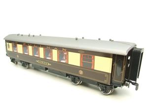 "Darstaed O Gauge ""Brighton Belle"" x6 Pullman Coaches Set Electric 3 Rail  Boxed image 6"