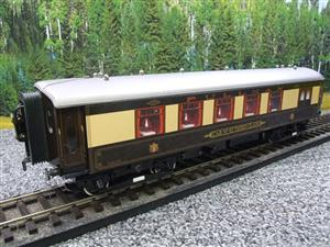 "Darstaed O Gauge ""Brighton Belle"" x6 Pullman Coaches Set Electric 3 Rail  Boxed image 7"