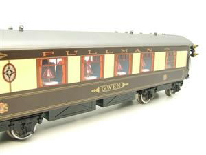"Darstaed O Gauge ""Brighton Belle"" x6 Pullman Coaches Set Electric 3 Rail  Boxed image 8"