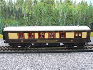 "Darstaed O Gauge ""Brighton Belle"" x6 Pullman Coaches Set Electric 3 Rail  Boxed image 9"