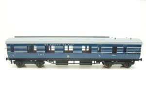 Ace Trains O Gauge C20-A LMS Blue Coronation Scot x3 Coaches 2/3 Rail Set A image 5