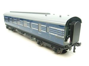 Ace Trains O Gauge C20-A LMS Blue Coronation Scot x3 Coaches 2/3 Rail Set A image 6