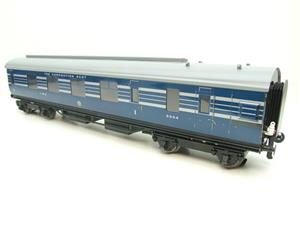 Ace Trains O Gauge C20-A LMS Blue Coronation Scot x3 Coaches 2/3 Rail Set A image 10