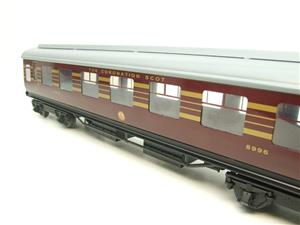 "Ace Trains O Gauge C20-03 LMS Maroon ""Coronation Scot"" Open 3rd Coach R/N 8996 Int Lit Boxed image 7"
