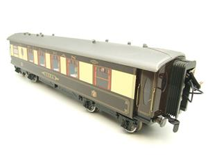 "Darstaed O Gauge ""Brighton Belle"" x5 Pullman Coaches Set Electric 3 Rail Boxed image 3"