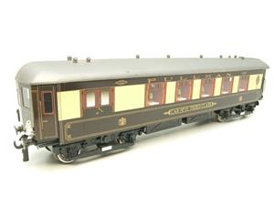 "Darstaed O Gauge ""Brighton Belle"" x5 Pullman Coaches Set Electric 3 Rail Boxed image 4"