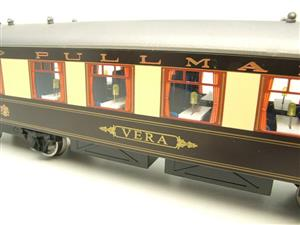 "Darstaed O Gauge ""Brighton Belle"" x5 Pullman Coaches Set Electric 3 Rail Boxed image 10"