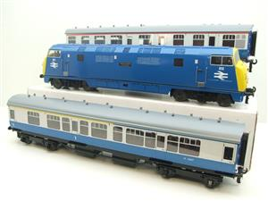 "Ace Trains O Gauge E32-D1 BR D852 Warship Diesel ""Tenacious ""& C13 Coaches x5 Set Electric 2/3 Rail image 2"