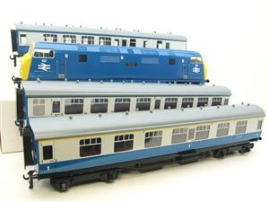 "Ace Trains O Gauge E32-D1 BR D852 Warship Diesel ""Tenacious ""& C13 Coaches x5 Set Electric 2/3 Rail image 6"