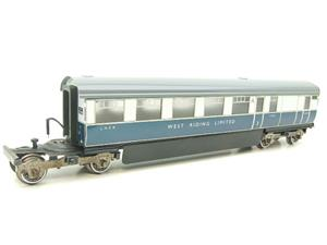 "Ace Trains O Gauge C9 LNER ""West Riding Limited"" Articulated x6 Coaches As NEW Boxed image 2"