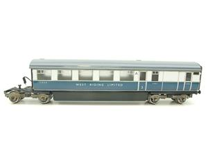 "Ace Trains O Gauge C9 LNER ""West Riding Limited"" Articulated x6 Coaches As NEW Boxed image 5"
