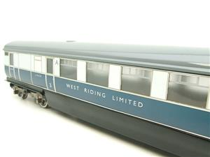 "Ace Trains O Gauge C9 LNER ""West Riding Limited"" Articulated x6 Coaches As NEW Boxed image 8"