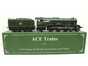 "Ace Trains O Gauge E/6 A3 Pacific Class BR ""Salmon Trout"" R/N 600041 Electric 3 Rail Boxed image 1"