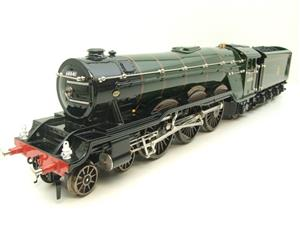 "Ace Trains O Gauge E/6 A3 Pacific Class BR ""Salmon Trout"" R/N 600041 Electric 3 Rail Boxed image 2"