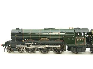 "Ace Trains O Gauge E/6 A3 Pacific Class BR ""Salmon Trout"" R/N 600041 Electric 3 Rail Boxed image 4"