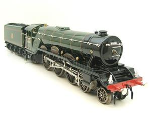 "Ace Trains O Gauge E/6 A3 Pacific Class BR ""Salmon Trout"" R/N 600041 Electric 3 Rail Boxed image 6"