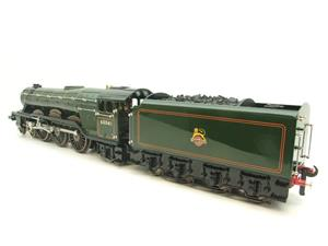 "Ace Trains O Gauge E/6 A3 Pacific Class BR ""Salmon Trout"" R/N 600041 Electric 3 Rail Boxed image 8"