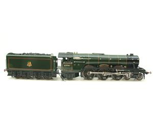 "Ace Trains O Gauge E/6 A3 Pacific Class BR ""Salmon Trout"" R/N 600041 Electric 3 Rail Boxed image 9"