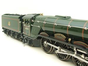 "Ace Trains O Gauge E/6 A3 Pacific Class BR ""Salmon Trout"" R/N 600041 Electric 3 Rail Boxed image 10"