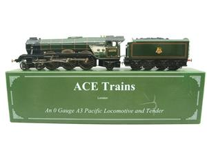"Ace Trains O Gauge E6 A3 Pacific BR Green ""Grand Parade"" R/N 60090 Boxed 3 Rail image 1"