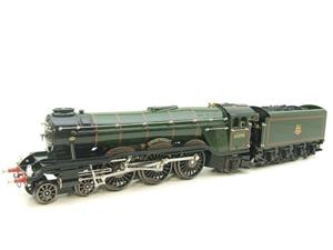 "Ace Trains O Gauge E6 A3 Pacific BR Green ""Grand Parade"" R/N 60090 Boxed 3 Rail image 3"
