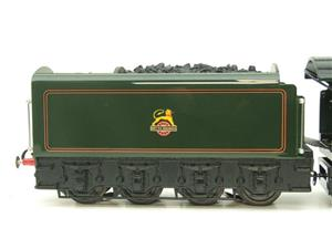 "Ace Trains O Gauge E6 A3 Pacific BR Green ""Grand Parade"" R/N 60090 Boxed 3 Rail image 5"
