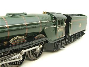 "Ace Trains O Gauge E6 A3 Pacific BR Green ""Grand Parade"" R/N 60090 Boxed 3 Rail image 8"